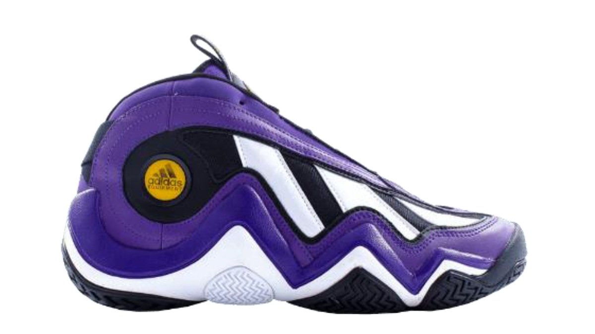 adidas Crazy 97 EQT Slam Dunk Lakers GY4520 2022 Release Date Info