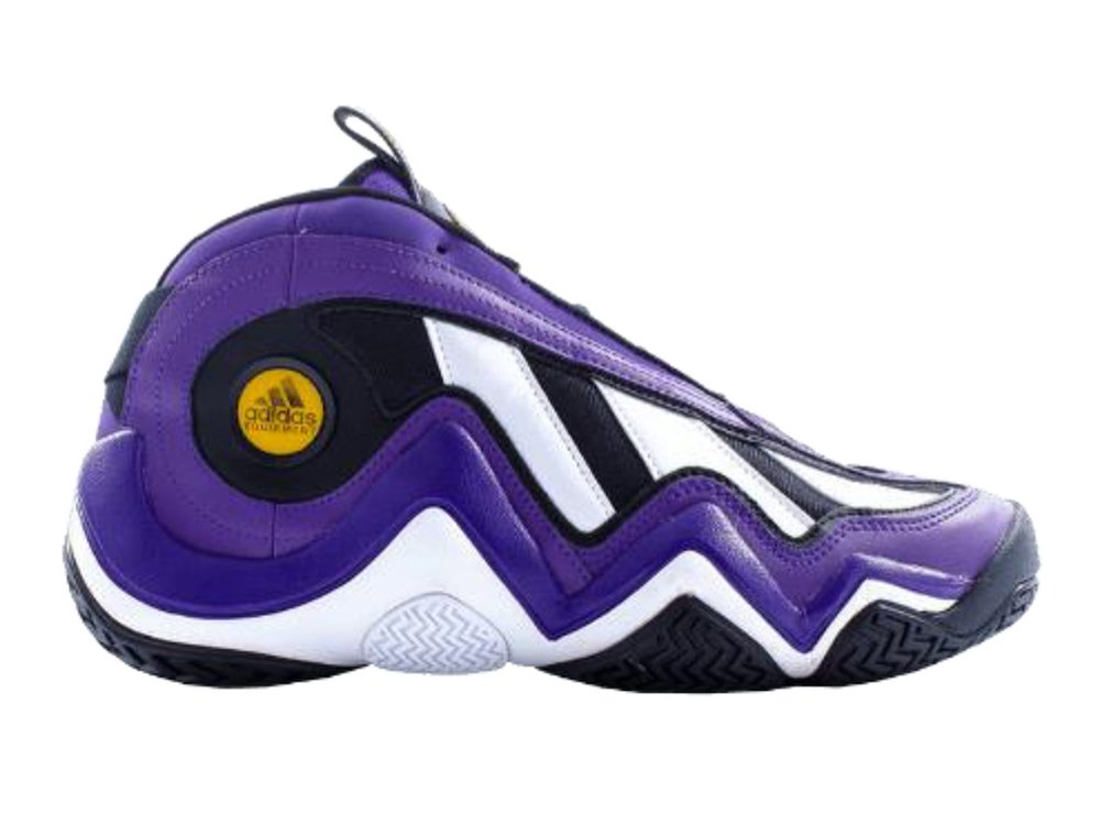 adidas Crazy 97 EQT Slam Dunk Lakers GY4520 2022