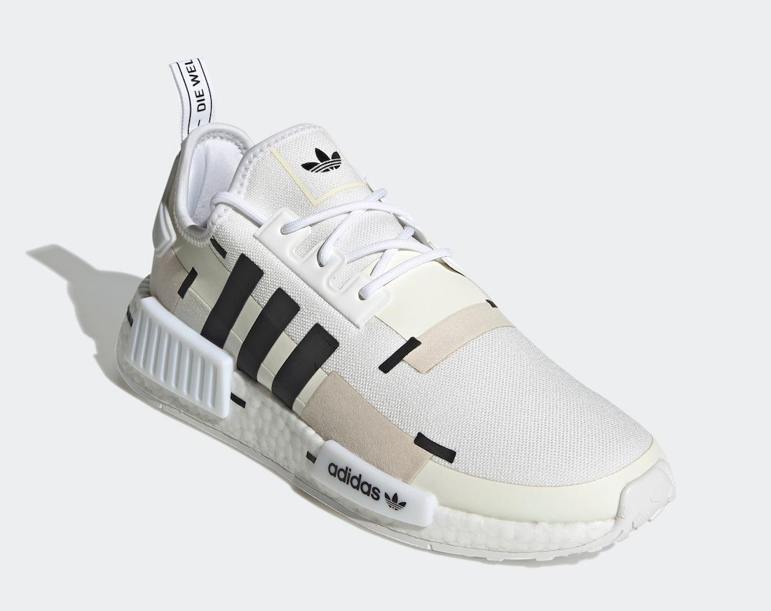adidas NMD R1 Cloud White GZ7947 Release Date Info