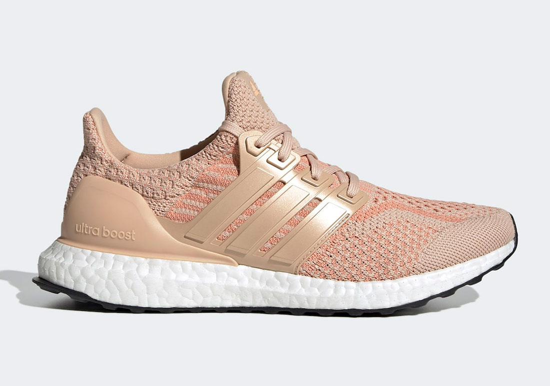 adidas Ultra Boost 5.0 DNA Halo Blush WMNS FZ3977 Release Date Info