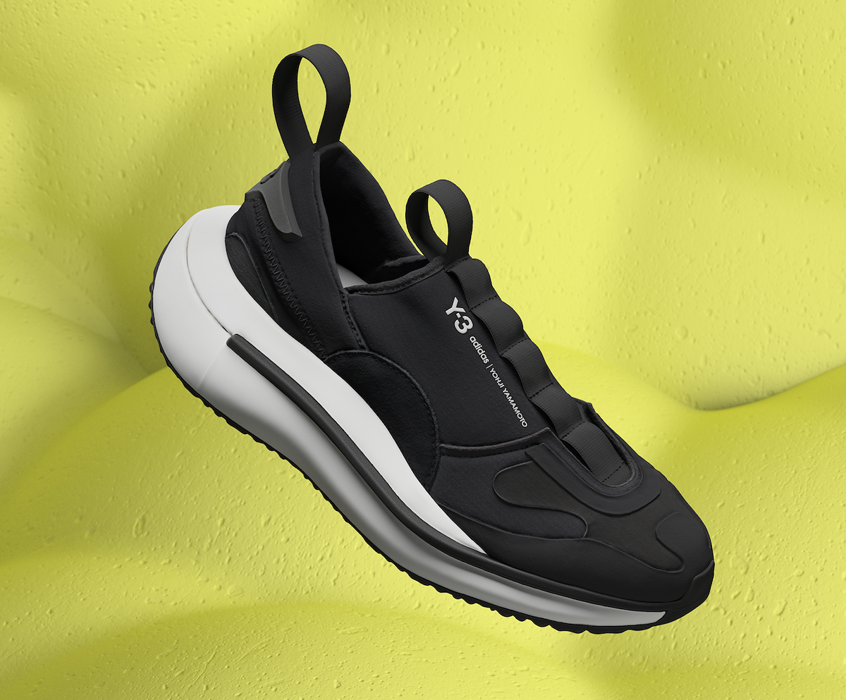 adidas Y-3 QISAN COZY Release Date Info