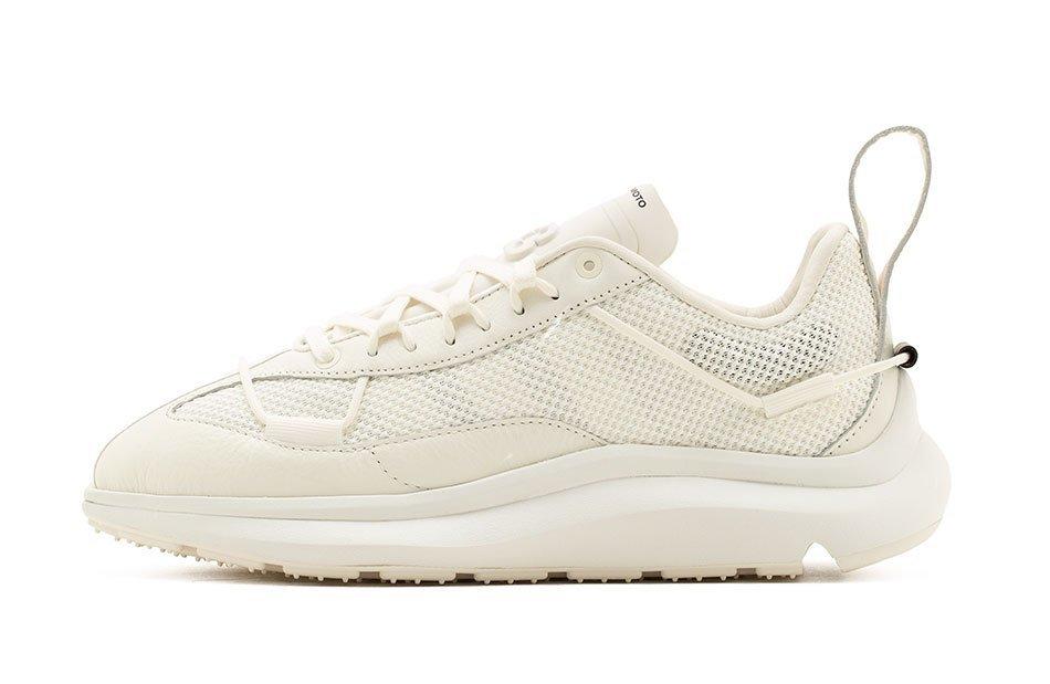 adidas Y-3 Shiku Run Core White FZ4322 Release Date Info