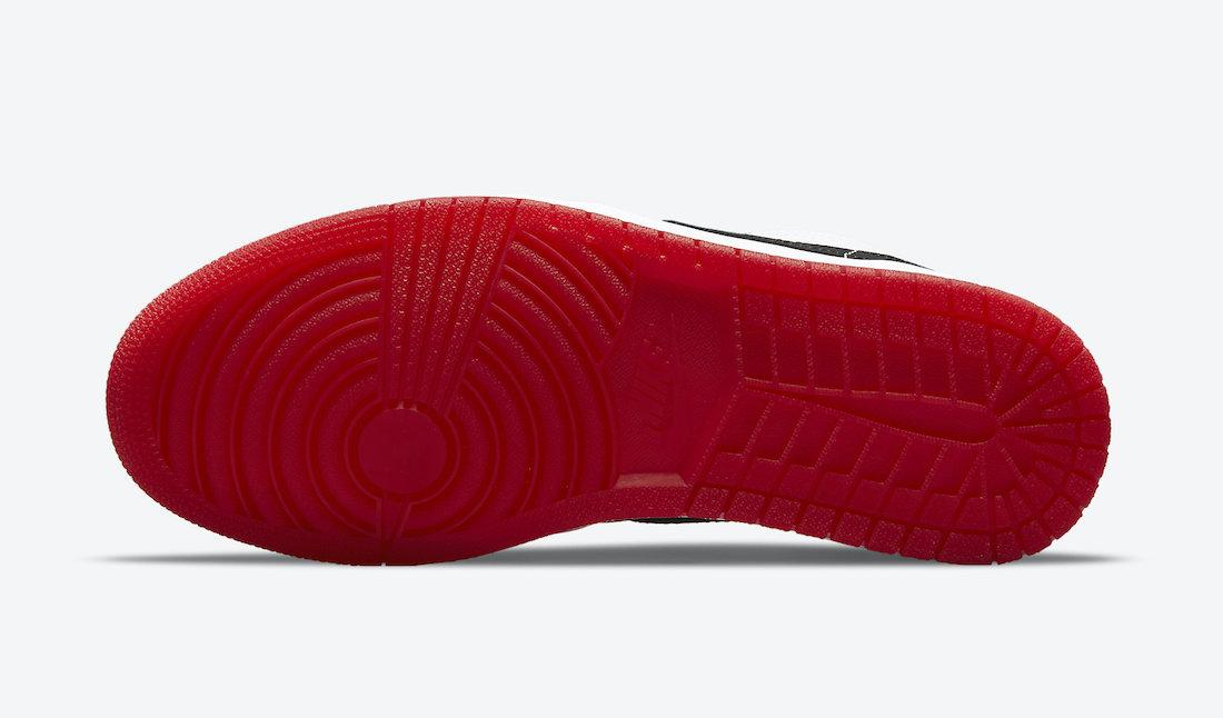 Air Jordan 1 Low Quai 54 2021 DM0095-106 Release Date Info