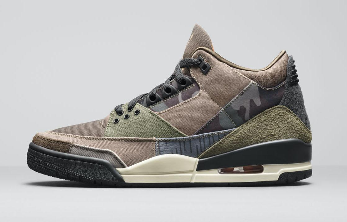 Air Jordan 3 Camo DO1830-200 Release Date
