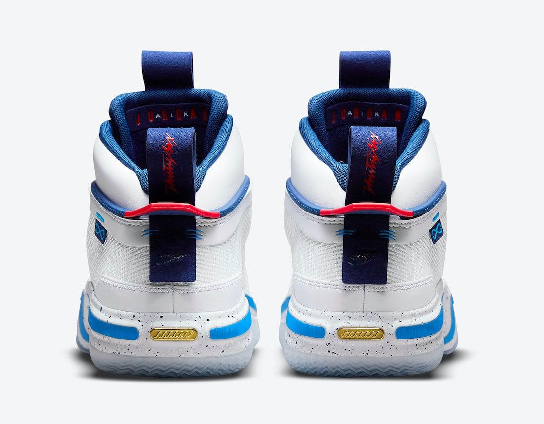 Air Jordan 36 Jayson Tatum PE DJ4484-100 Release Date Info