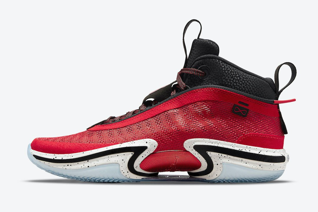Air Jordan 36 Rui Hachimura PE DJ4485-600 Release Date Info