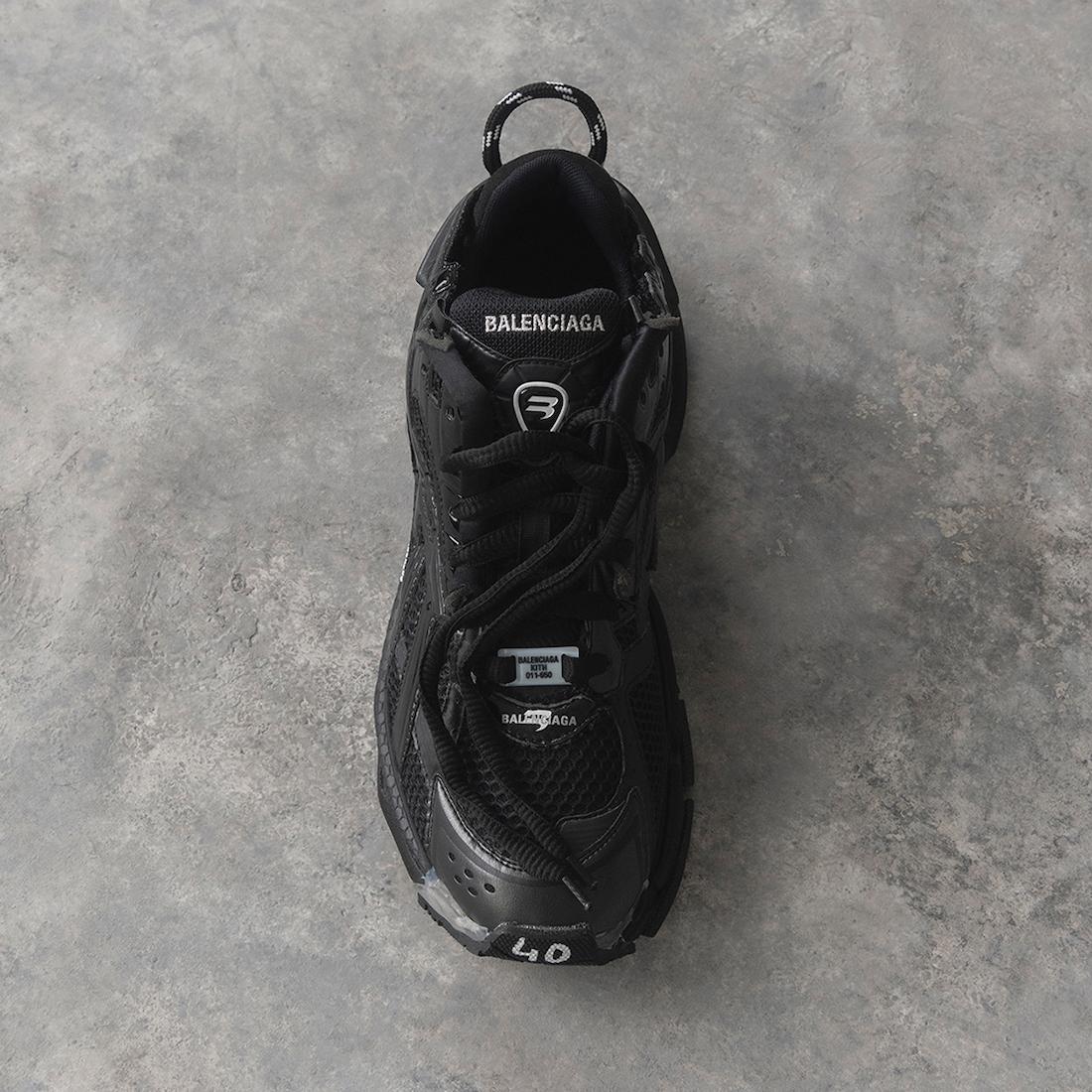 Balenciaga Runner Release Date Info