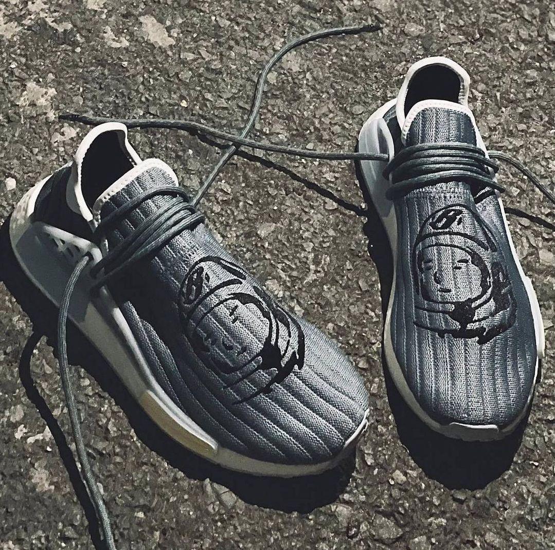 Billionaire Boys Club adidas NMD Hu Release Date Info