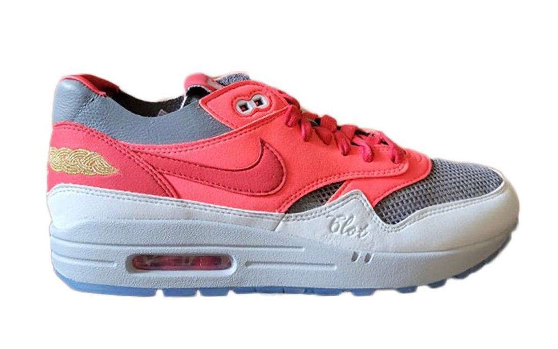 CLOT Nike Air Max 1 K.O.D. Solar Red Release Date Info