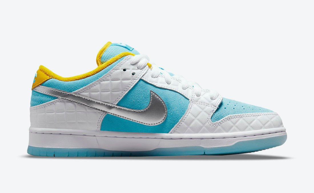 ftc nike sb dunk low bathhouse DH7687 400 release date 2