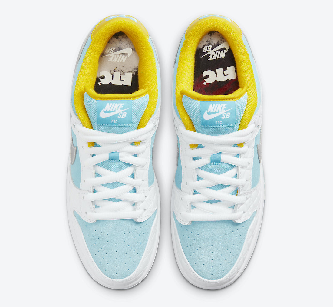 ftc nike sb dunk low bathhouse DH7687 400 release date 3