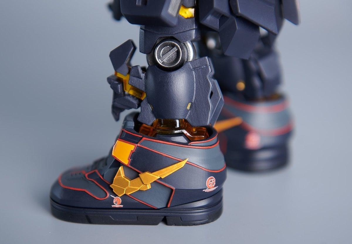 Gundam Unicorn Nike SB