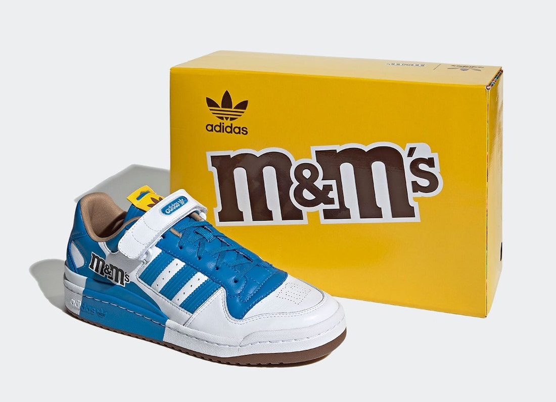 MMs adidas Forum Low Blue GZ1935 Release Date Info