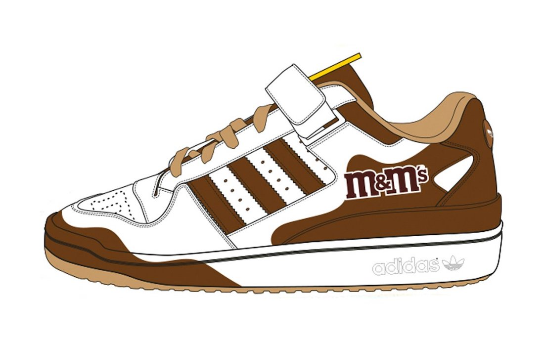 MMs adidas Forum Low Brown GY6313 Release Date Leak