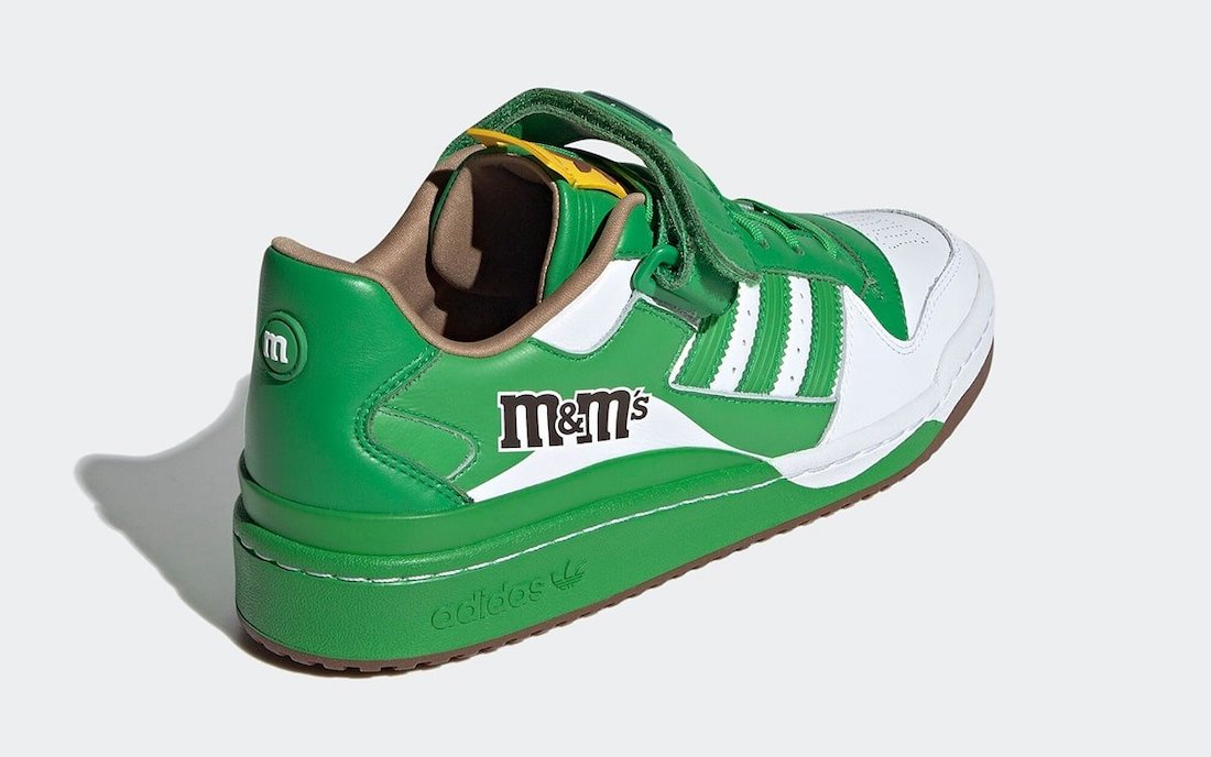 MMs adidas Forum Low Green GY6314 Release Date Info