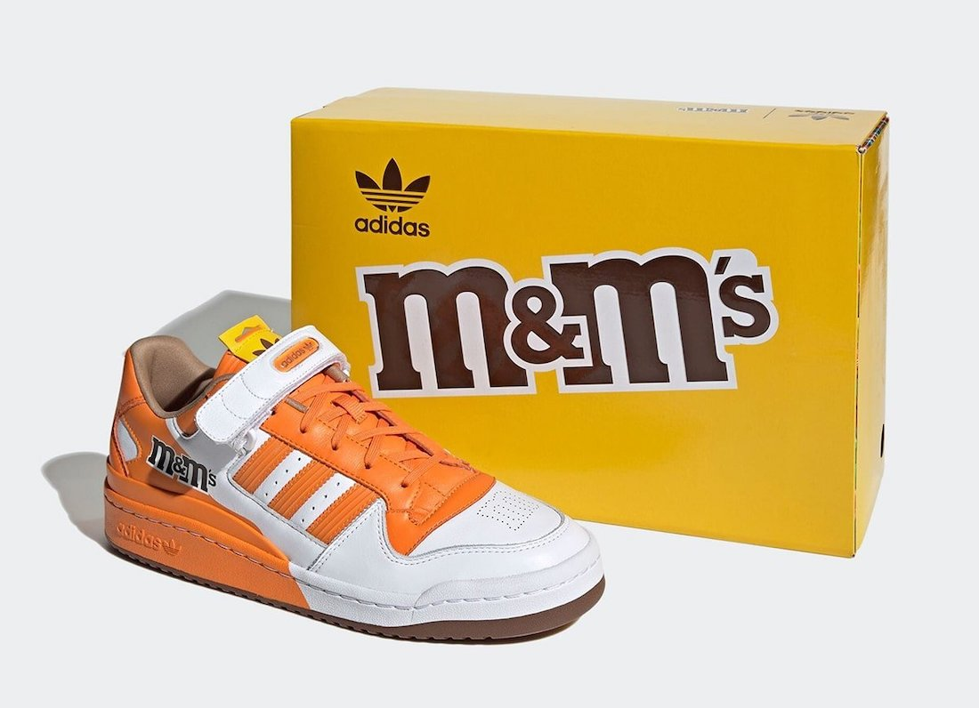 MMs adidas Forum Low Orange GY6315 Release Date Info