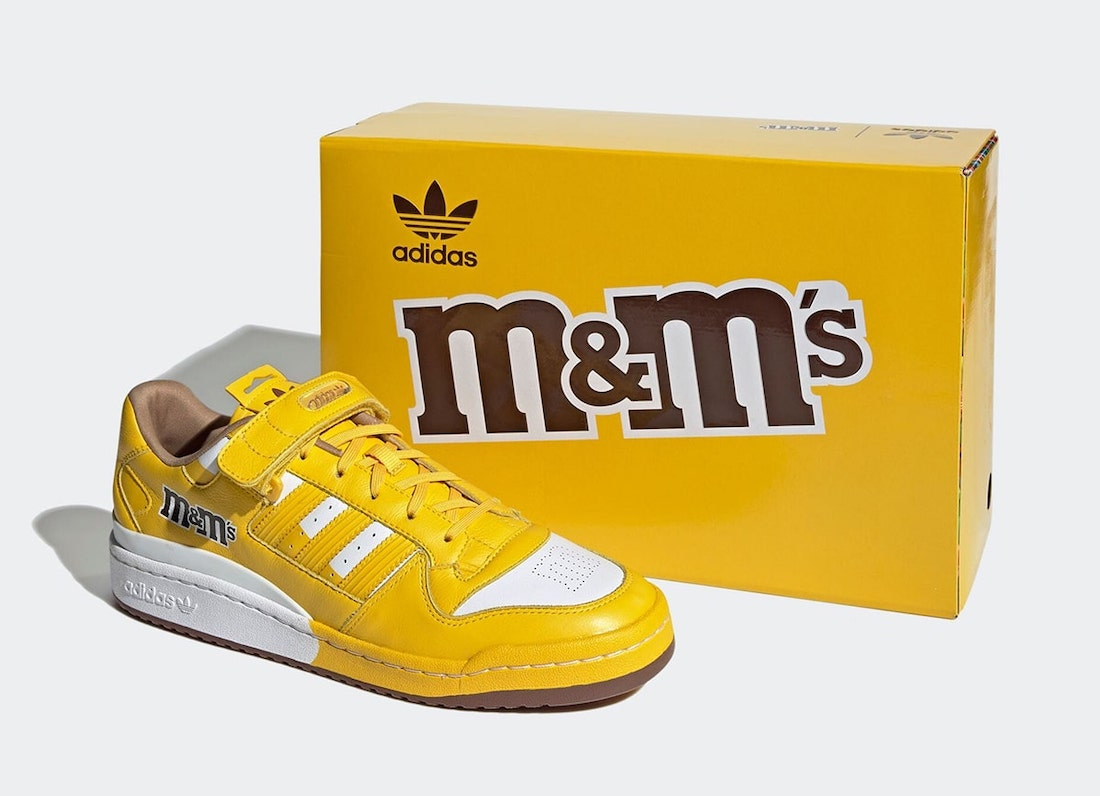 MMs adidas Forum Low Yellow GY6317 Release Date Info