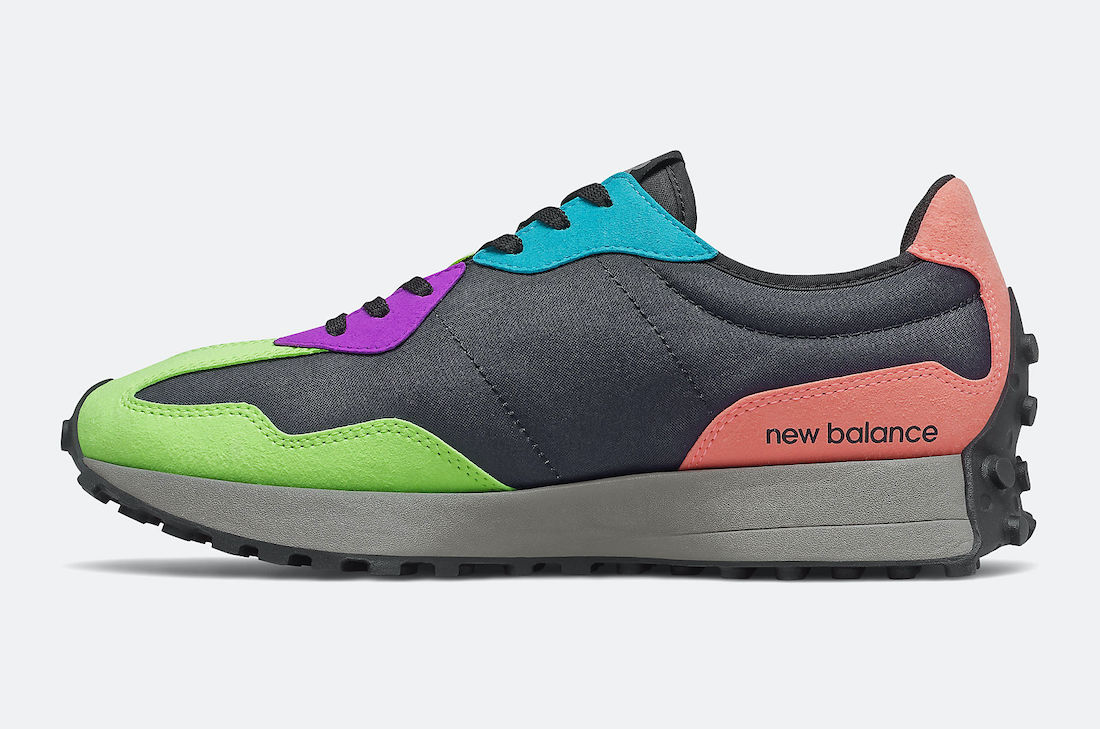 New Balance 327 Paradise Pink MS327EA Release Date Info