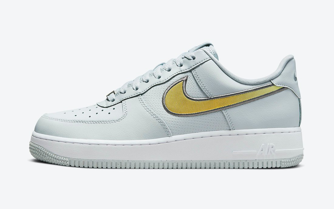 Nike Air Force 1 Low Gradient Color-Changing Swoosh DN4925-001 Release Date Info