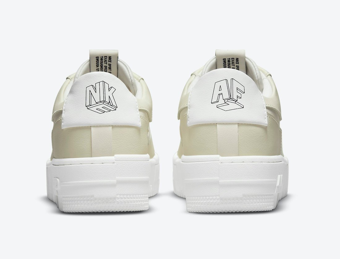 Nike Air Force 1 Pixel Cashmere CK6649-702 Release Date Info