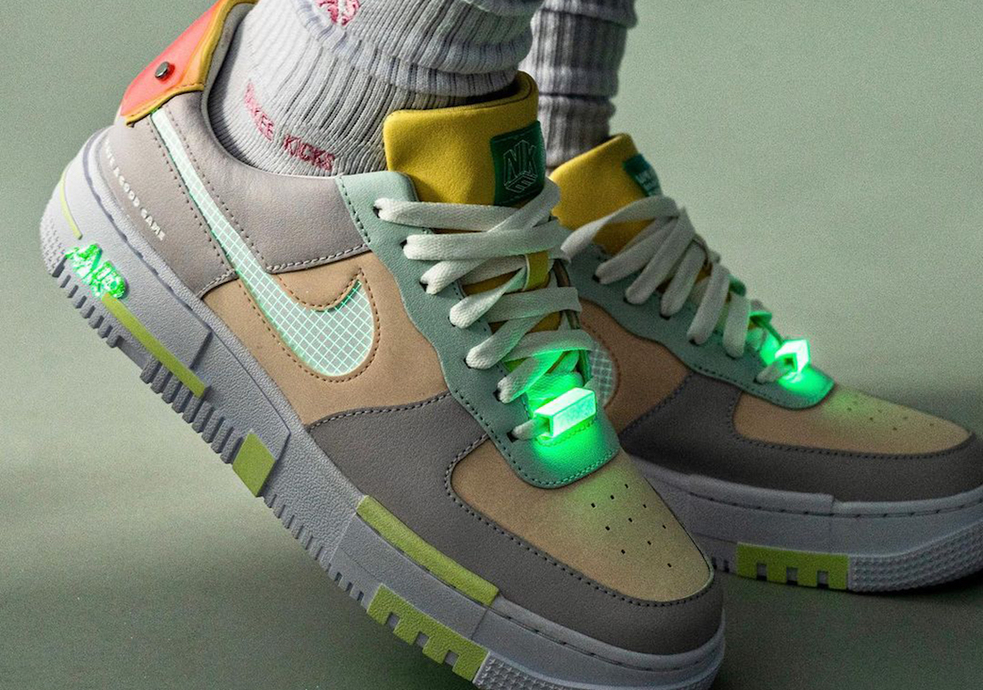 nike all white shoes cacky bottom pants Pixel Have A Good Game DO2330-511 Release Date