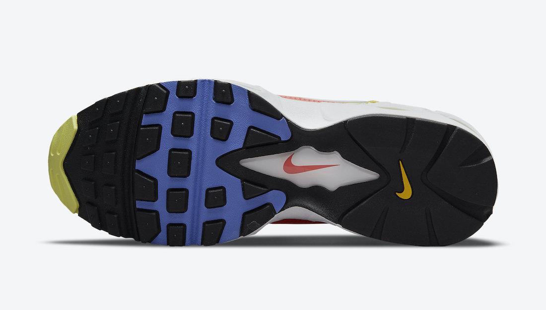 Nike Air Max Plus II White Orange Yellow Purple DJ0662-100 Release Date Info