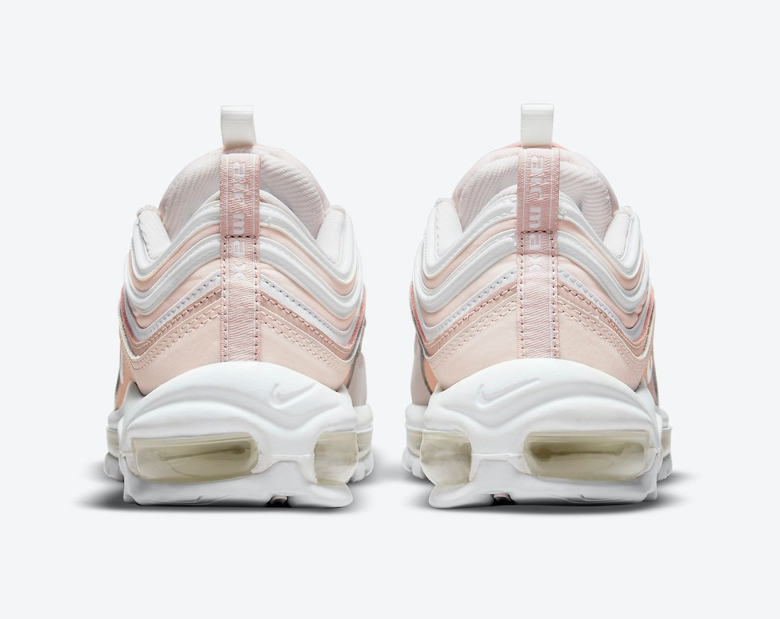Nike Air Max 97 Barely Rose Pink WMNS DJ3874-600 Release Date Info