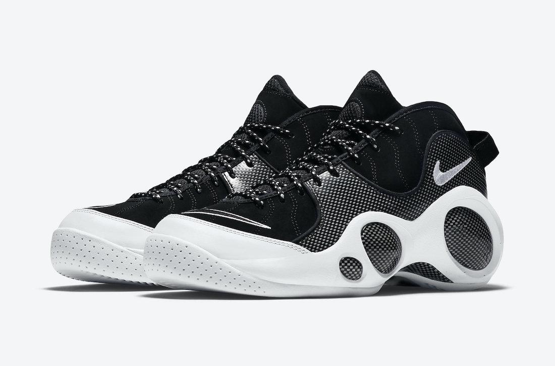 Nike Air Zoom Flight 95 OG Black Metallic Silver 2022 DM0523-001 Release Date Info