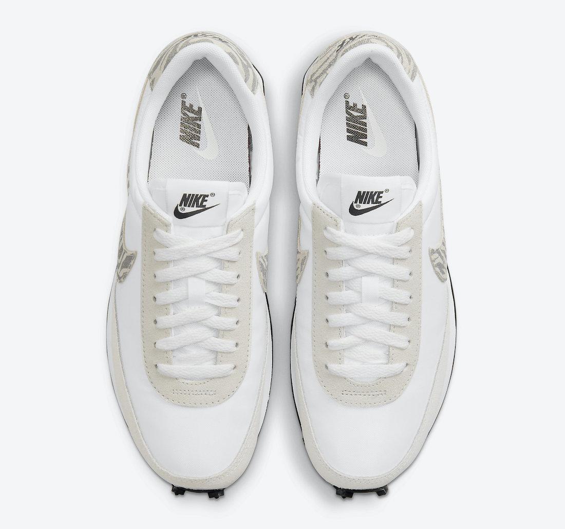 Nike Daybreak Zebra DM3346-101 Release Date Info