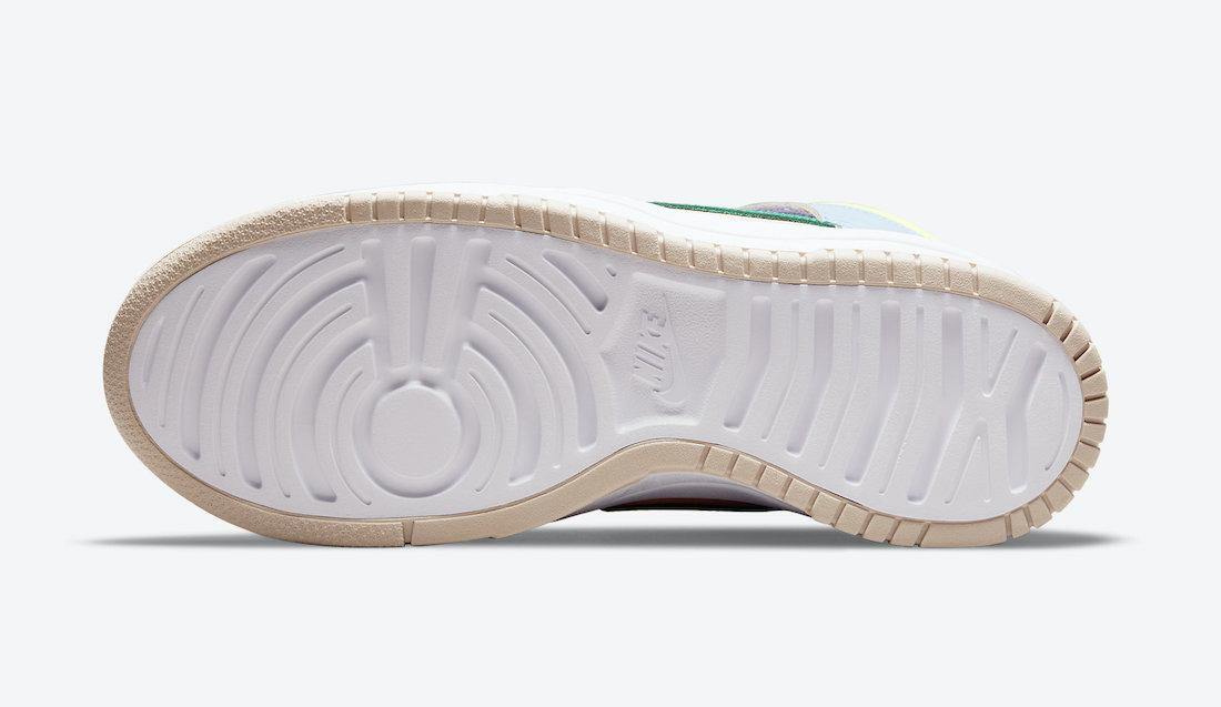 Nike Dunk High Rebel Cashmere DH3718-700 Release Date
