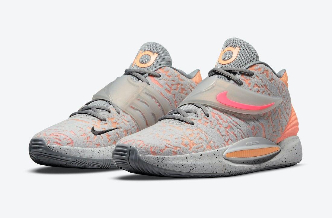 Nike KD 14 Sunset CW3935-003 Release Date Info
