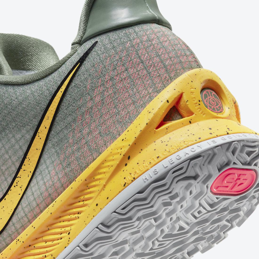 Nike Kyrie Low 4 Sunrise CW3985-301 Release Date Info