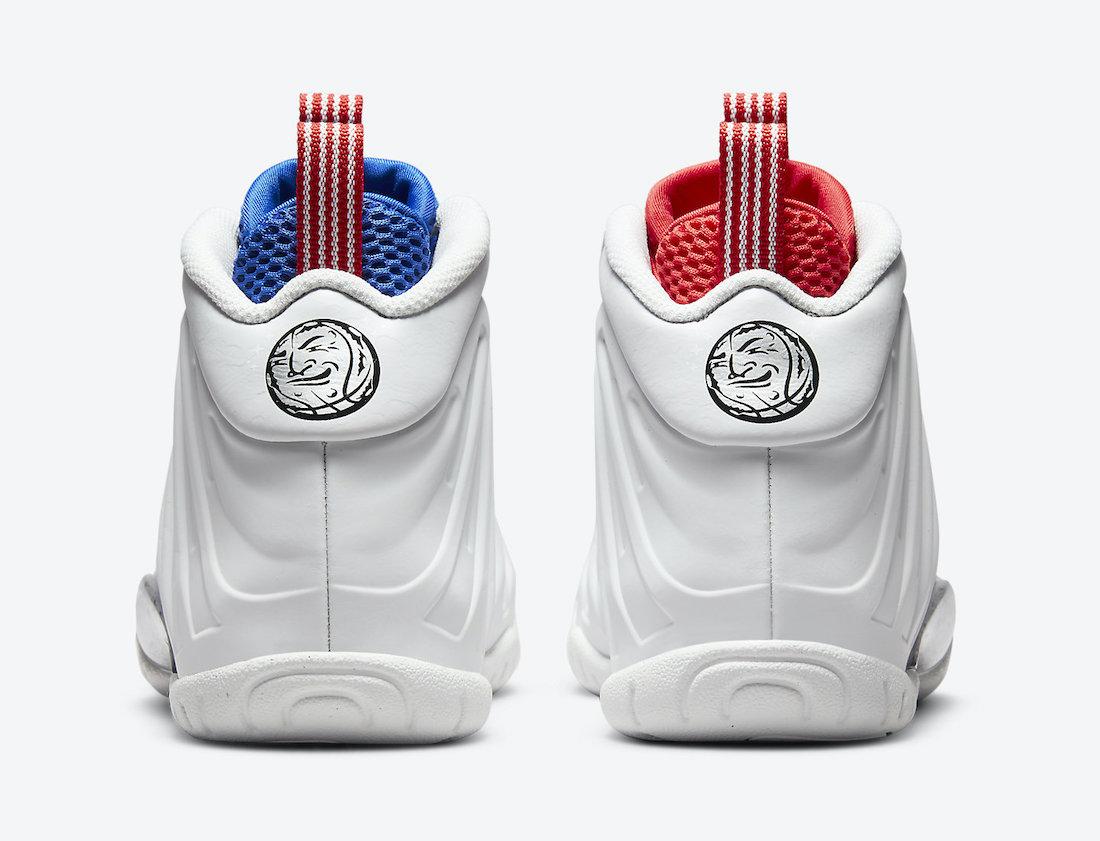 Nike Little Posite One Moon DJ4024-001 Release Date Info