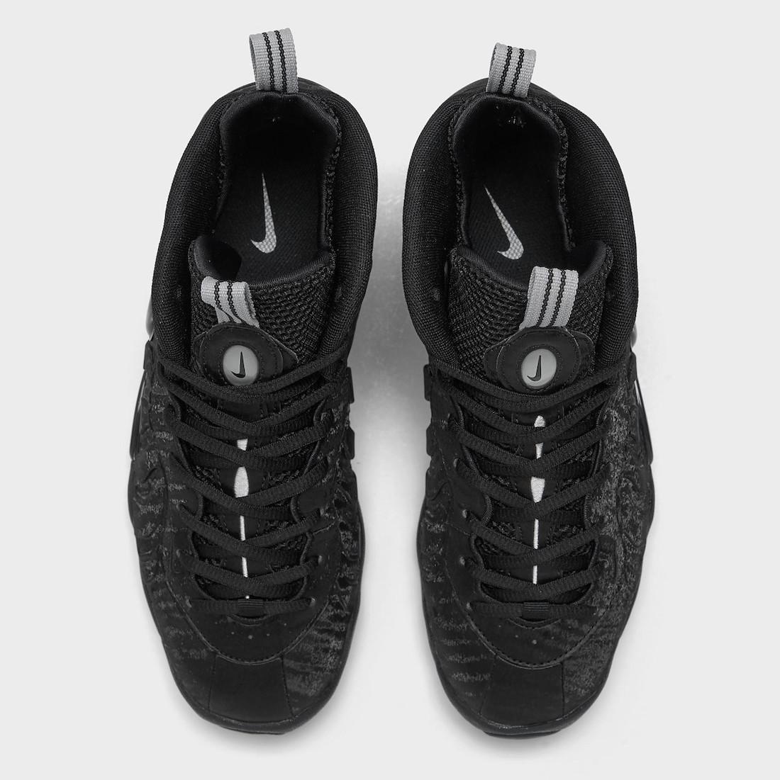 Nike Little Posite Pro Black Cat 644792-014 Release Date Info