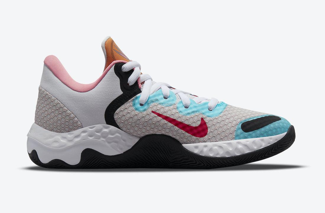 Nike Renew Elevate 2 Space Jam CW3406-505 Release Date Info