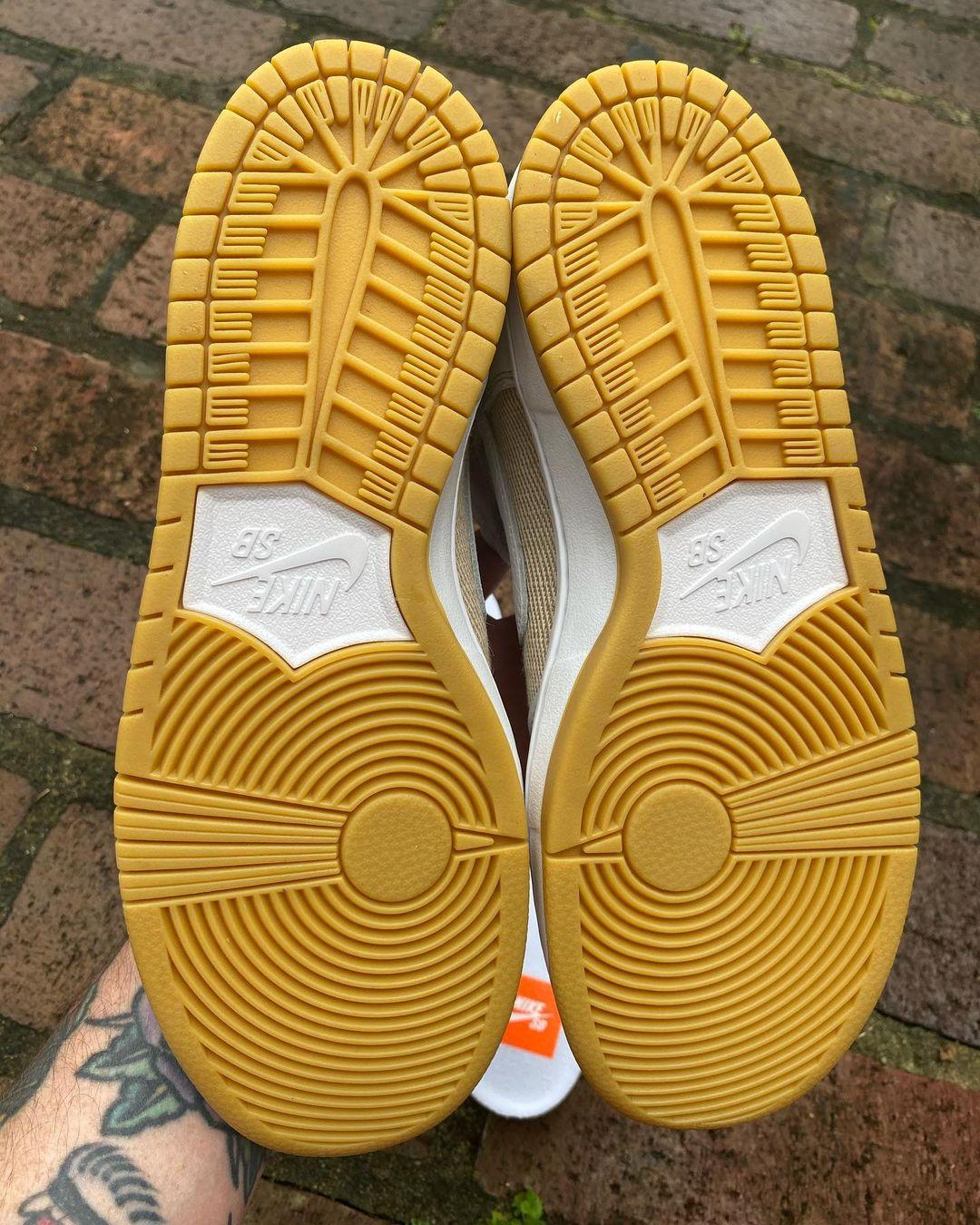Nike SB Dunk High ISO Orange Label DA9626-100 Release Date Info