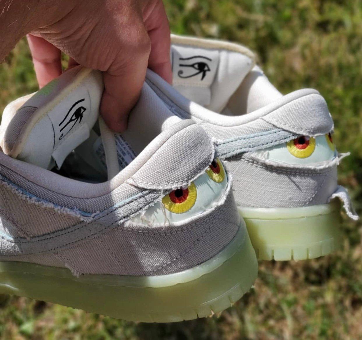 Nike SB Dunk Low Mummy DM0774-111 Release Date