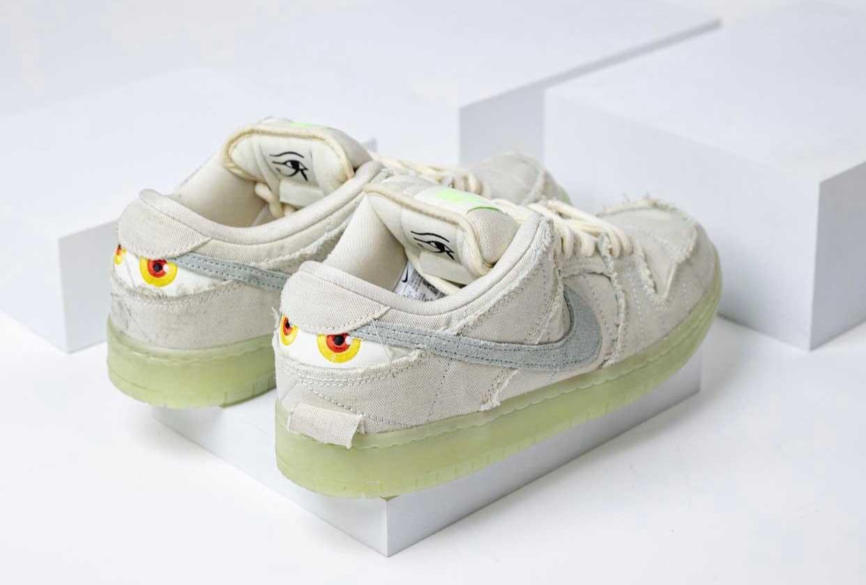 Nike SB Dunk Low Mummy DM0774-111 Release Info Price
