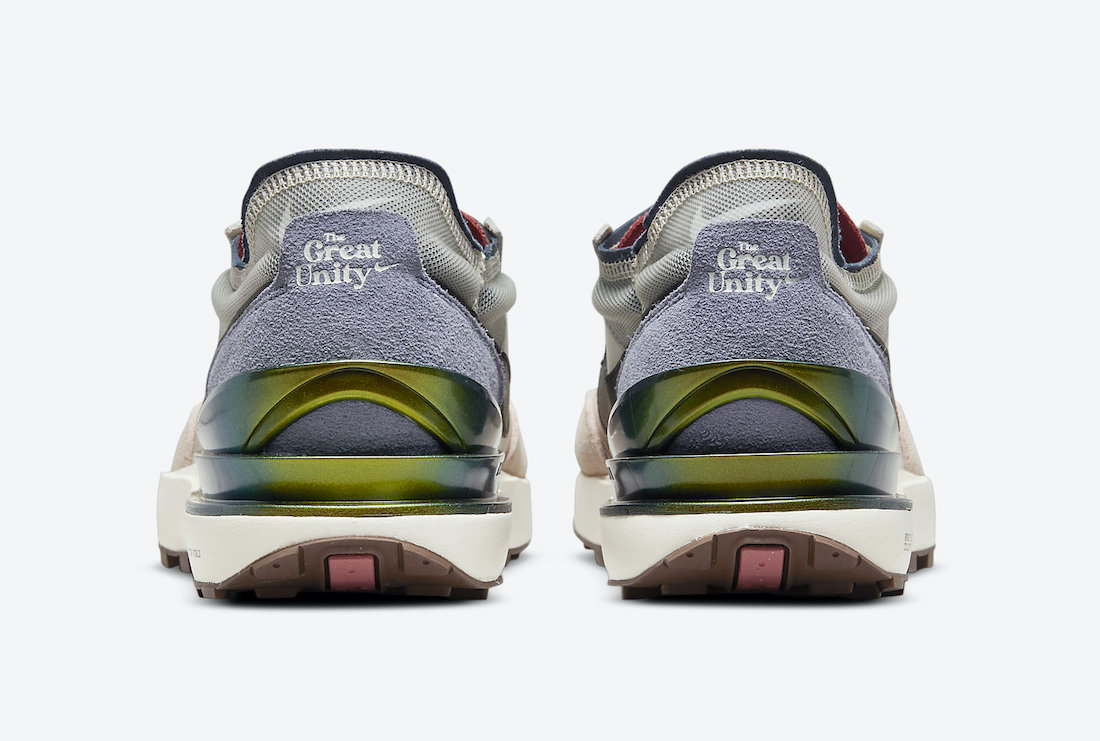 Nike Waffle One The Great Unity DM5446-701 Release Date Info
