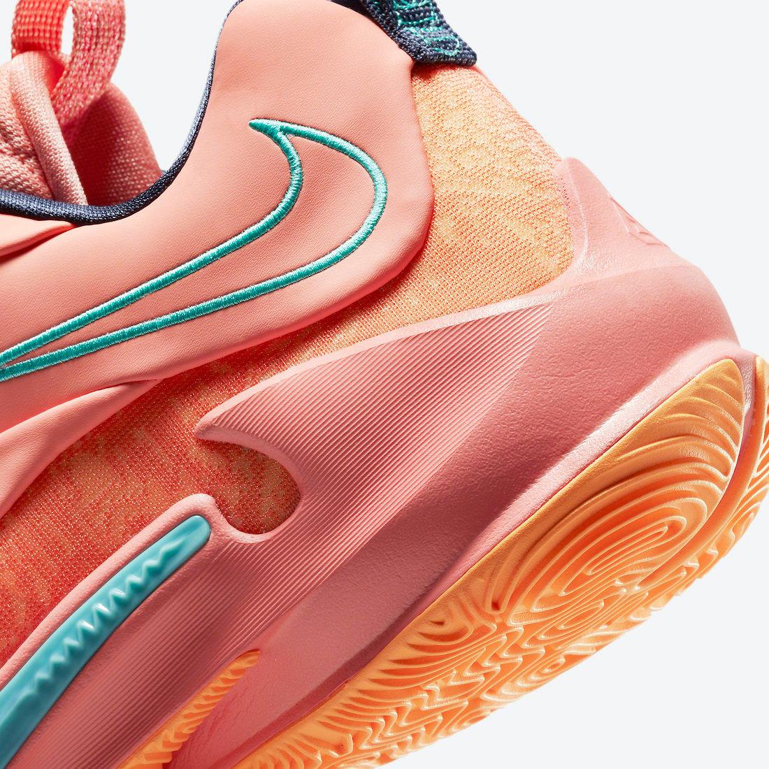 Nike Zoom Freak 3 Orange Freak DA0695-600 Release Date Info