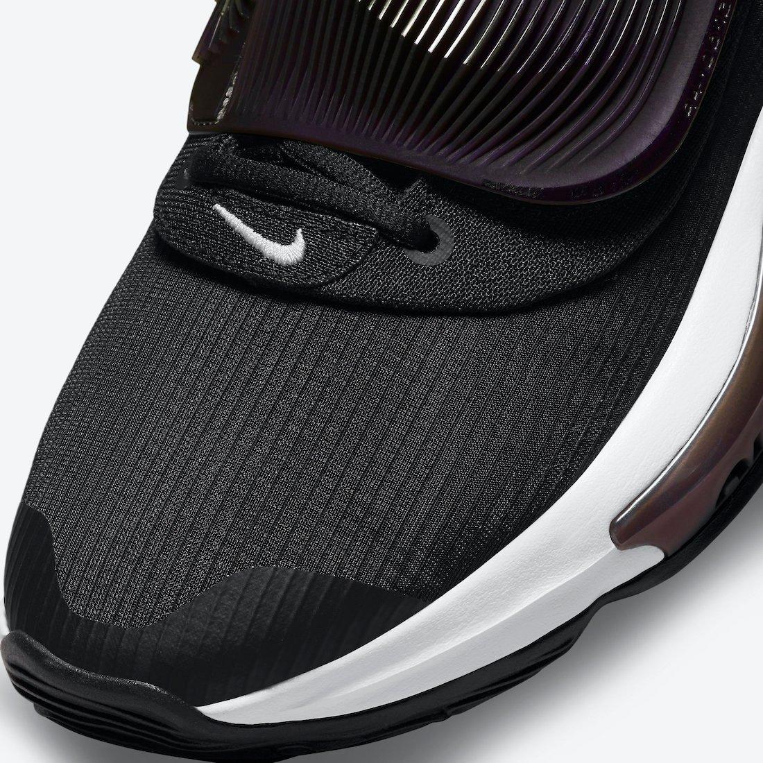 Nike Zoom Freak 3 Project 34 DA0695-001 Release Date Info