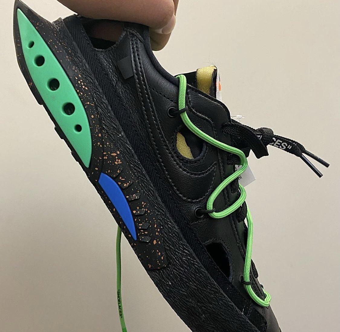 Off-White Nike Blazer Low Black Release Date