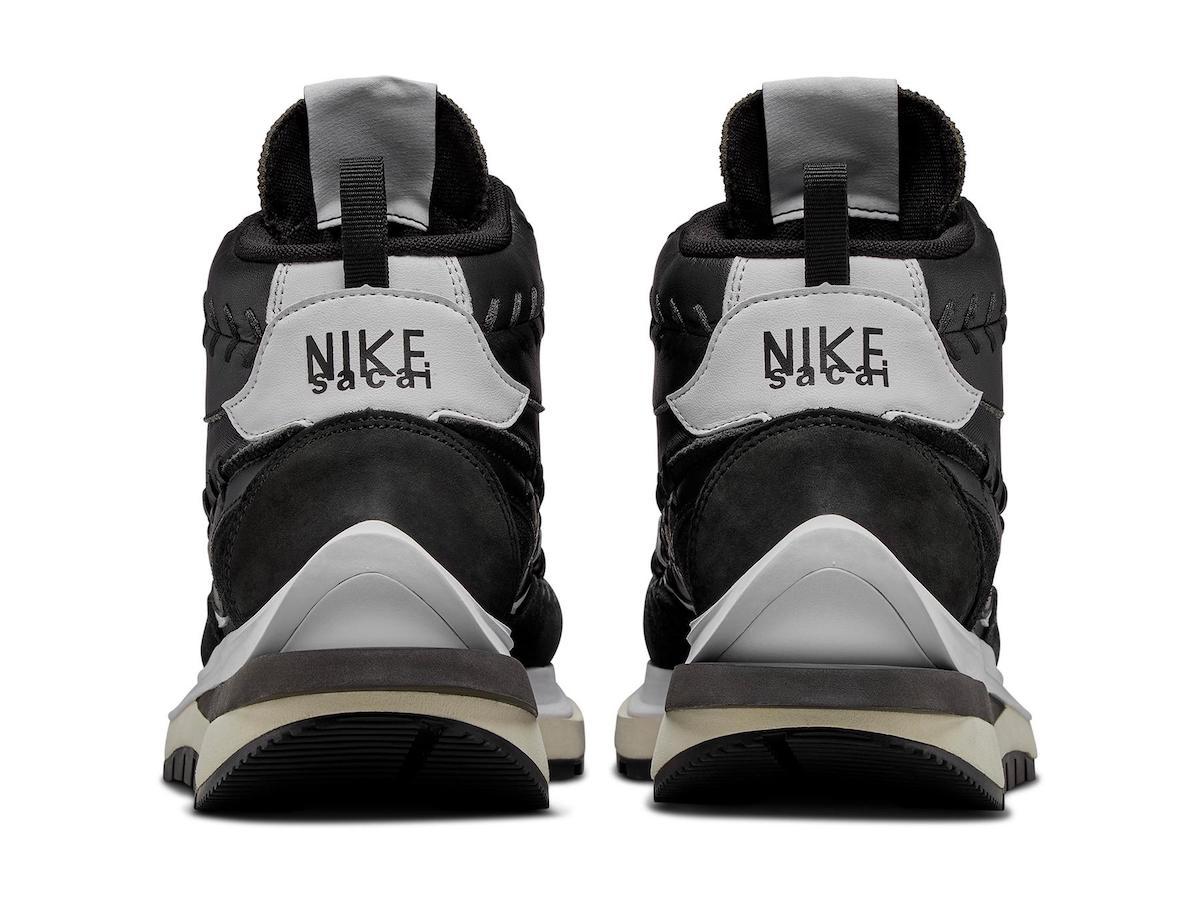sacai jean paul gaultier nike vaporwaffle black DH9186 001 release info price 4