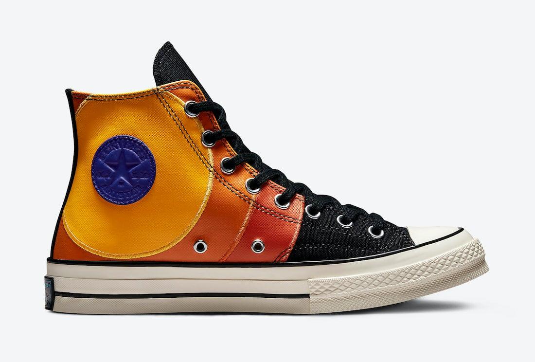Space Jam Converse Chuck 70 172482C-001 Release Date Info