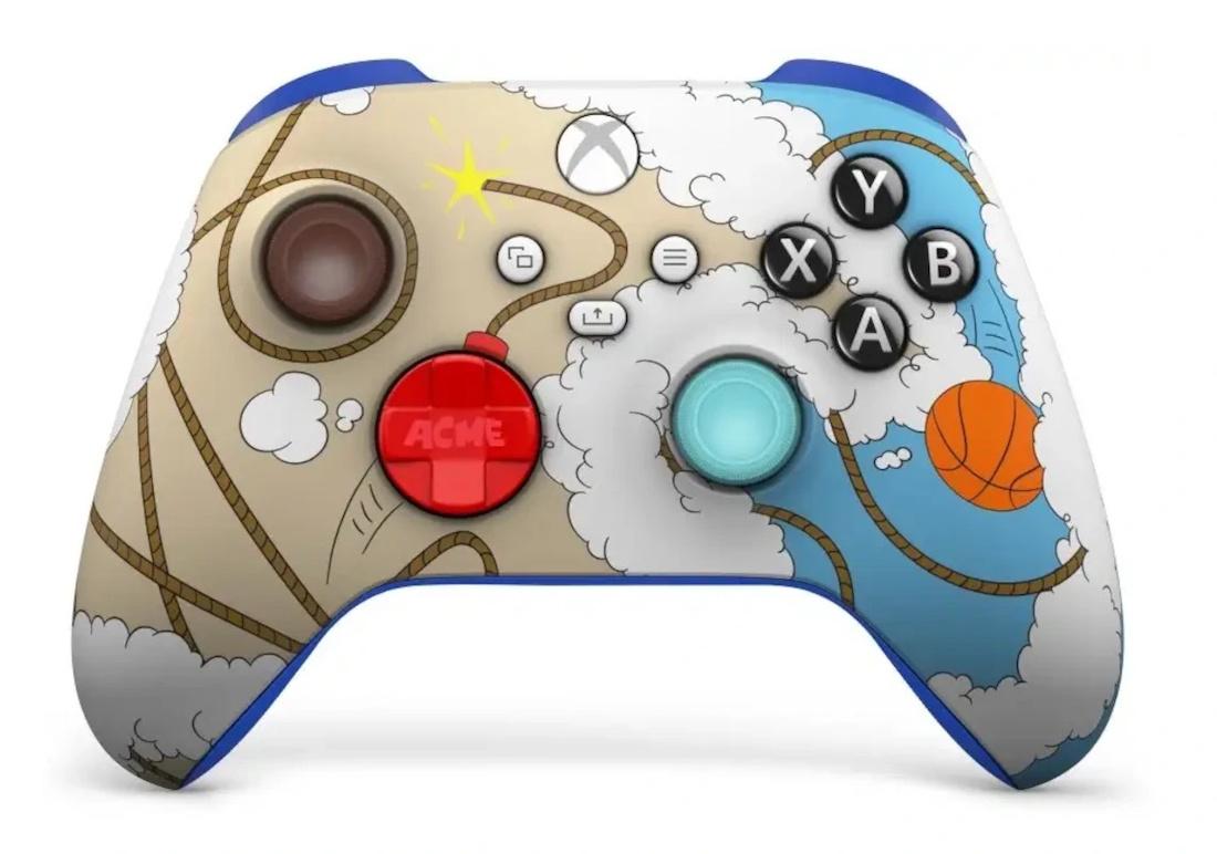 Xbox Space Jam Wile E. Roadrunner Controller