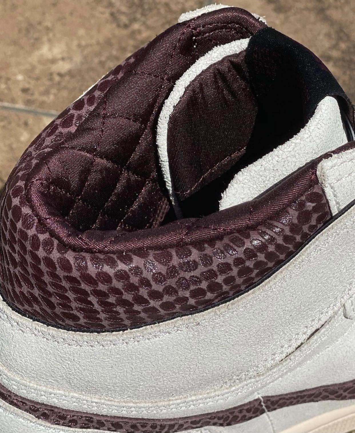 A Ma Maniere Air Jordan 1 High Release Date Price
