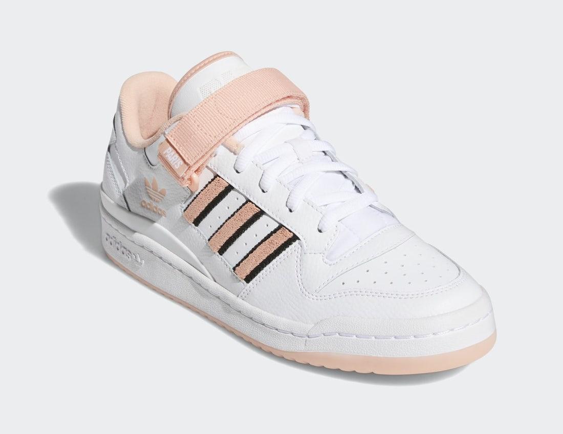 adidas Forum Low Paris H01674 Release Date Info