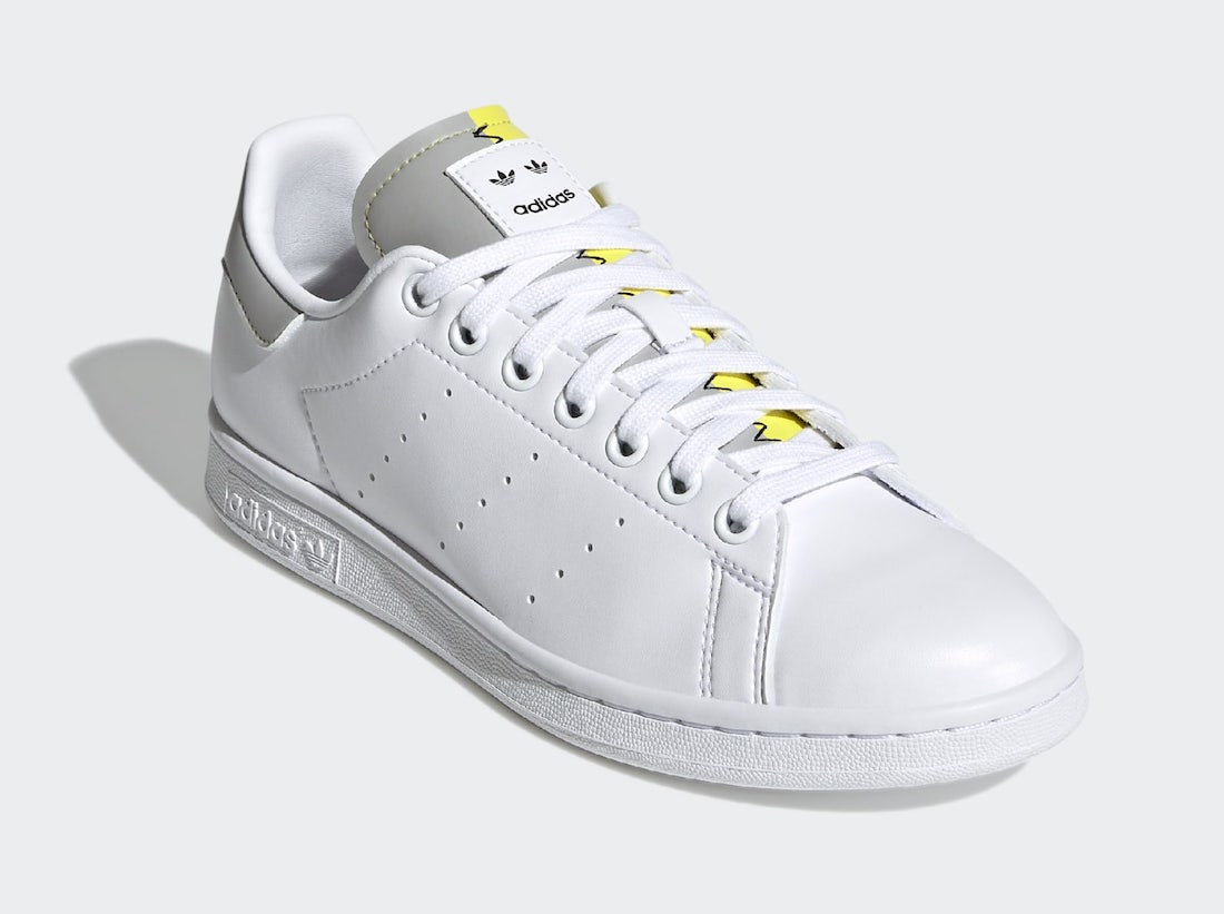 adidas Stan Smith Split Tongue GY1344 Release Date Info