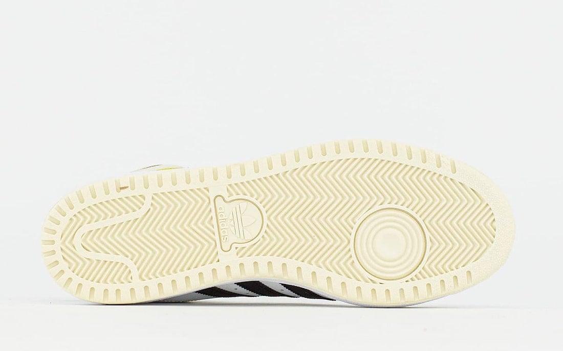 adidas Top Ten Hi White Black Gold S24134 Release Date Info