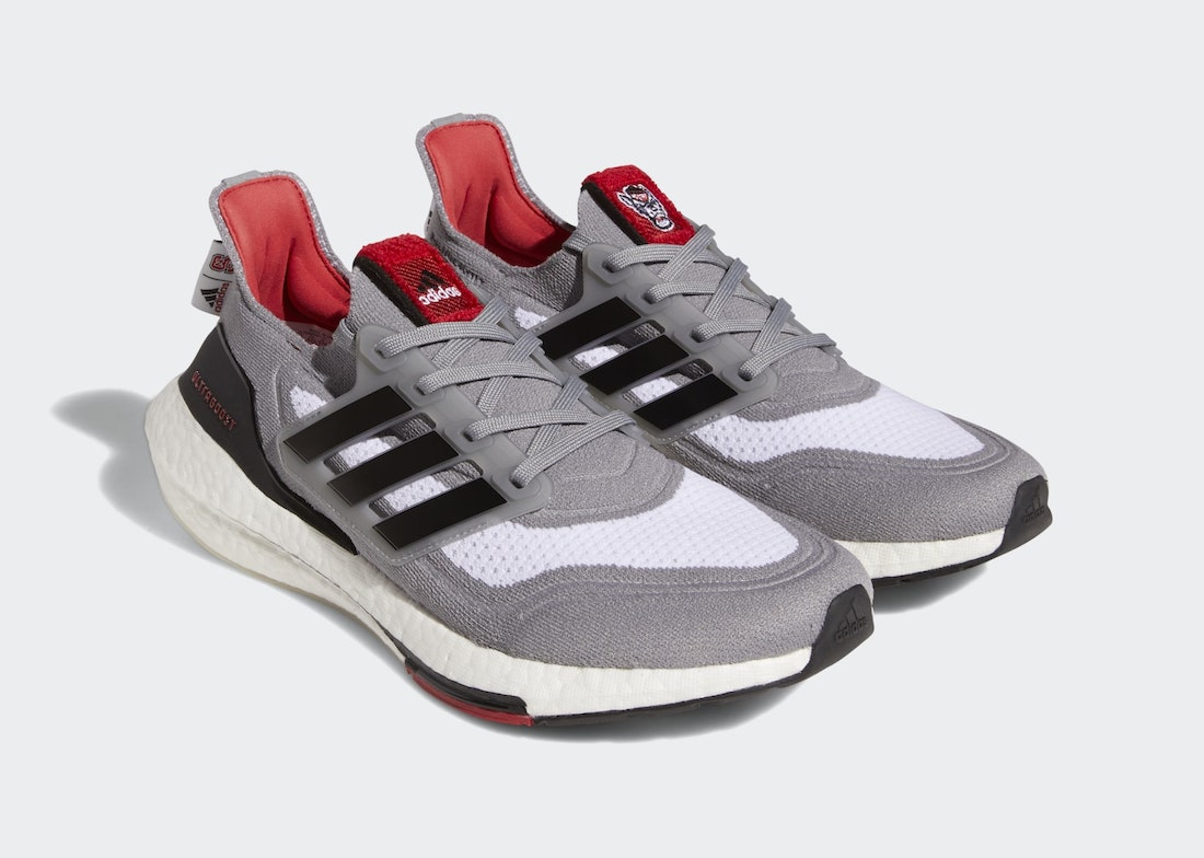 adidas Ultra Boost 2021 NC State GY0428 Release Date Info